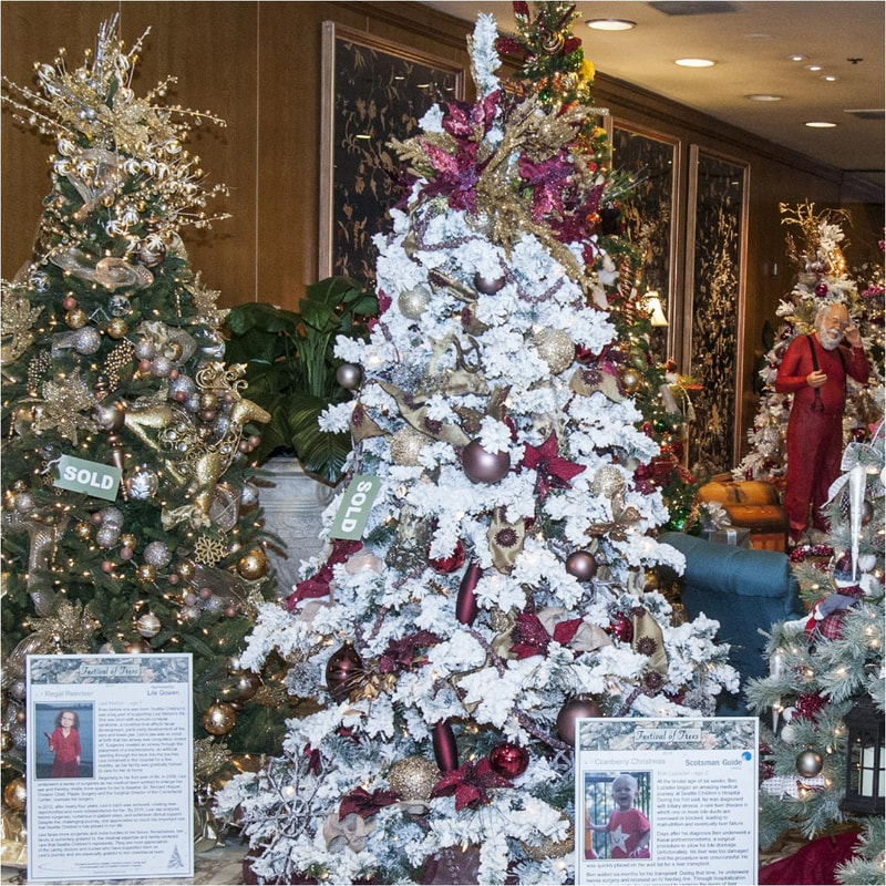 Purchase a Tree - Seattle Festival Of Trees - Seattle Festival Of Trees
