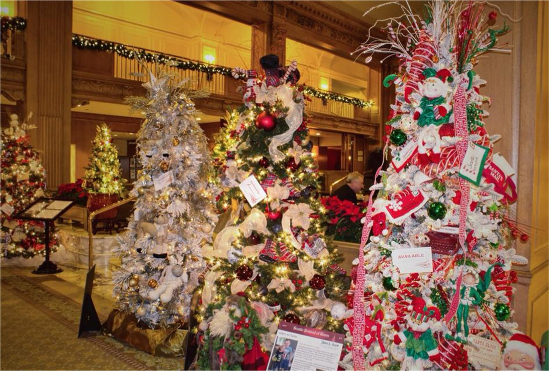 Christmas In Seattle 2019 Festival of Trees Events   Seattle Festival of Trees
